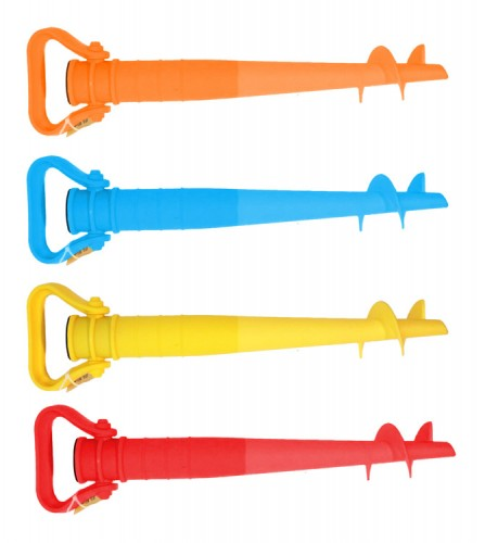 PREZZI DI VENDITA ONLINE OFFERTA Trivella-porta ombrellone 4 assortiti 25-34mm