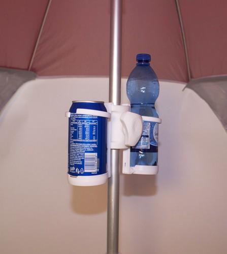 PREZZI DI VENDITA ONLINE OFFERTA Porta lattine e bottigliette da ombrellone
