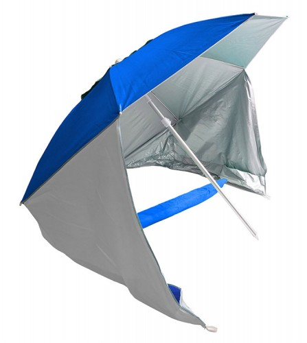 PREZZI DI VENDITA ONLINE OFFERTA Ombrellone/tenda 180 cm 2 assortiti rosso blu