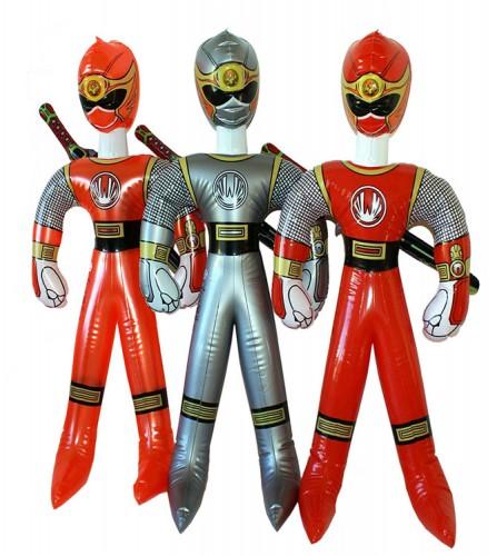 PREZZI DI VENDITA ONLINE OFFERTA Trio robot gonfiabile 3 colori assortiti 70 cm