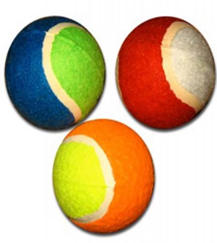 PREZZI DI VENDITA ONLINE OFFERTA Kit 3 palline beach tennis 6.5 cm