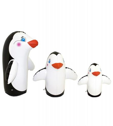 PREZZI DI VENDITA ONLINE OFFERTA Sempre in piedi pinguino gonfiabile mini 30 cm