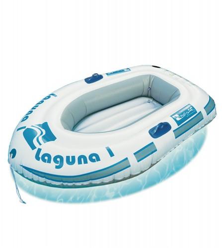 PREZZI DI VENDITA ONLINE OFFERTA Laguna 1 battello 4 camere d'aria 2 assortiti azzurro e blu 152X95 cm