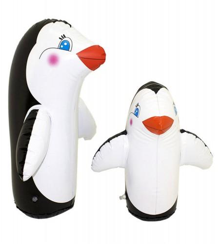 PREZZI DI VENDITA ONLINE OFFERTA Sempre in piedi pinguino adulto gonfiabile 60 cm