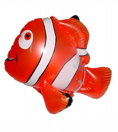 PREZZI DI VENDITA ONLINE OFFERTA Pesce tropicale gonfiabile arancio 43 cm